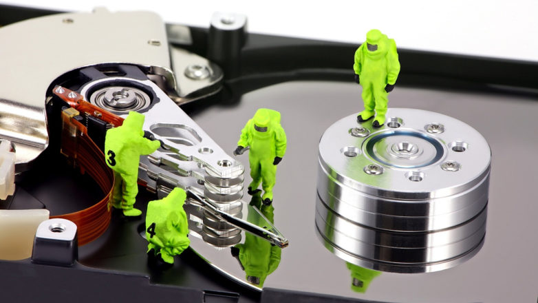 Common Causes of Computer Hard Drive Data Loss